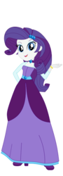 Size: 237x658 | Tagged: artist:ladyfayetale, eqg promo pose set, equestria girls, fantasy, long dress, rarity, safe, solo
