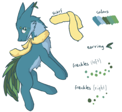 Size: 931x858 | Tagged: artist:fluka, design, digital art, pony, safe