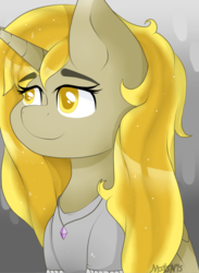 Size: 514x703 | Tagged: alicorn, artist:mootsarts, clothes, cutie mark, dead source, dress, female, jewel, jewelry, mare, necklace, oc, oc:ambrosia amaranth, reference sheet, safe