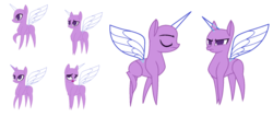 Size: 1718x738 | Tagged: alicorn, alicorn oc, artist:alari1234-bases, base, eyes closed, haycartes' method, oc, oc only, pony, safe, simple background, transparent background, unamused