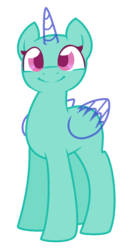 Size: 684x1292 | Tagged: alicorn, alicorn oc, artist:alari1234-bases, base, cute, oc, oc only, pony, safe, simple background, smiling, solo, transparent background