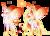 Size: 2676x1920 | Tagged: safe, artist:manella-art, princess celestia, pony, alternate design, bald, base used, simple background, solo, transparent background