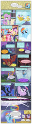 Size: 612x2320 | Tagged: alicorn, applejack, artist:newbiespud, book, bridge, chariot, cliff, cloud, comic, comic:friendship is dragons, dialogue, dragon, earth pony, ent, ethereal mane, female, fluttershy, flying, golden oaks library, holding a pony, hoof shoes, male, mane six, manticore, mare, nightmare moon, on a cloud, pegasus, pinkie pie, pony, rainbow, rainbow dash, rarity, recap, royal guard, safe, scroll, scrunchy face, sharp teeth, spread wings, starry mane, steven magnet, teeth, text, twilight sparkle, unicorn, unicorn twilight, wings