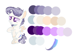 Size: 4143x3000 | Tagged: artist:xxcutecookieswirlsxx, base used, colt, male, oc, oc:thunder shock, offspring, parent:rumble, parent:scootaloo, parents:rumbloo, pegasus, pony, reference sheet, safe, simple background, solo