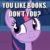 Size: 456x456 | Tagged: alicorn, artist:agrol, caption, cropped, edit, image macro, just one bite, safe, scrunchy face, smug, solo, spongebob squarepants, text, twilight sparkle, twilight sparkle (alicorn)