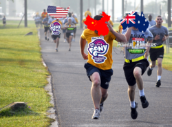 Size: 2100x1546 | Tagged: american flag, australia, barely pony related, china, edit, eqg flag-tag meme, meme, metaphor, power rangers, power rangers beast morphers, race, safe, united states