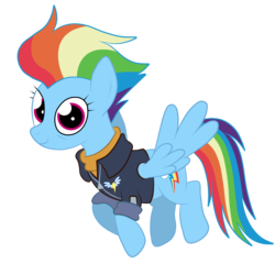 Size: 3000x3000 | Tagged: safe, artist:squipycheetah, rainbow dash, pegasus, pony, the last problem, flying, happy, looking at you, older, older rainbow dash, simple background, smiling, solo, transparent background, wonderbolts logo