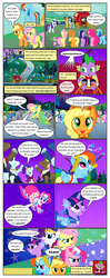 Size: 612x1553 | Tagged: safe, artist:newbiespud, edit, edited screencap, screencap, applejack, big shot, blue moon (g4), bruce mane, caesar, caramel, chocolate sun, count caesar, eclair créme, eff stop, fire streak, fleetfoot, fluttershy, four step, jangles, lucky clover, masquerade, north star, orion, perfect pace, pinkie pie, primrose, rainbow dash, rarity, shooting star (character), snappy scoop, soarin', spike, star gazer, surprise, twilight sparkle, dragon, earth pony, pegasus, pony, unicorn, comic:friendship is dragons, the best night ever, background pony, bowtie, carriage, chariot, claws, clothes, comic, cowboy hat, day, dialogue, dress, eyes closed, fangs, female, flying, freckles, gala dress, grand galloping gala, grin, gritted teeth, hat, hooves, horn, jewelry, jumping, looking up, male, mane seven, mane six, mare, necktie, night, night sky, open mouth, raised hoof, screencap comic, sky, slit eyes, smiling, spread wings, stallion, stars, suit, tiara, top hat, unicorn twilight, uniform, unshorn fetlocks, wings, wonderbolts, wonderbolts uniform
