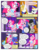 Size: 612x792 | Tagged: safe, artist:newbiespud, edit, edited screencap, screencap, beauty brass, octavia melody, parish nandermane, pinkie pie, prince blueblood, rainbow dash, rarity, twilight sparkle, earth pony, pegasus, pony, unicorn, comic:friendship is dragons, the best night ever, background pony, bipedal, bowtie, cello, clothes, comic, dialogue, dress, eyes closed, female, flower, frown, gala dress, grin, hat, hooves, horn, male, mare, microphone, musical instrument, rose, screencap comic, smiling, stallion, unamused, unicorn twilight, whispering, worried