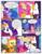 Size: 612x792 | Tagged: safe, artist:newbiespud, edit, edited screencap, screencap, applejack, beauty brass, fluttershy, frederic horseshoepin, octavia melody, parish nandermane, prince blueblood, princess celestia, rarity, twilight sparkle, alicorn, earth pony, pegasus, pony, unicorn, comic:friendship is dragons, annoyed, background pony, bowtie, cello, clothes, comic, dialogue, dress, eyes closed, female, flower, freckles, gala dress, hat, jewelry, looking up, male, mare, musical instrument, piano, rose, screencap comic, stallion, tiara, unamused, unicorn twilight, worried