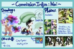 Size: 3000x2000 | Tagged: advertisement, artist:noxi1_48, commission info, drawing, magnet, plushie, pony, safe
