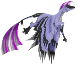 Size: 5908x4946 | Tagged: absurd resolution, artist:oneiria-fylakas, female, mare, multiple wings, oc, oc:aurora, oc only, pony, safe, seraph, simple background, solo, transparent background