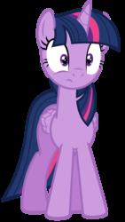 Size: 3848x6832   Tagged: safe, artist:estories, twilight sparkle, alicorn, pony, absurd resolution, female, simple background, solo, transparent background, twilight sparkle (alicorn), vector