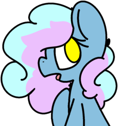 Size: 752x802   Tagged: safe, artist:moonydusk, oc, oc only, oc:astral knight, pony, bust, female, mare