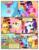 Size: 612x792 | Tagged: safe, artist:newbiespud, edit, edited screencap, screencap, applejack, big macintosh, fluttershy, granny smith, pinkie pie, rainbow dash, rarity, spike, twilight sparkle, earth pony, pegasus, pony, unicorn, comic:friendship is dragons, book, bookcase, canterlot, comic, dialogue, eyes closed, female, flying, frown, golden oaks library, hat, hot air balloon, looking down, male, mane seven, mane six, mare, sad, screencap comic, stallion, tired, unicorn twilight, unshorn fetlocks, wagon, worried, yoke