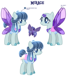 Size: 1732x1941 | Tagged: artist:starling-sentry-yt, bald, changepony, female, hybrid, magical lesbian spawn, oc, oc:mirage, offspring, parent:princess celestia, parent:queen chrysalis, parents:chryslestia, safe, simple background, solo, transparent background