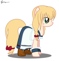 Size: 1337x1389 | Tagged: safe, artist:sugarsweet1234, artist:xxkawailloverchanxx, pony, base used, crossover, ms paint, paint.net, ponified, the witch's house, viola