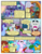 Size: 612x792   Tagged: safe, artist:newbiespud, edit, edited screencap, screencap, apple bloom, chancellor neighsay, cozy glow, gallus, november rain, ocellus, sandbar, scootaloo, silverstream, smolder, sweetie belle, yona, changedling, changeling, classical hippogriff, dragon, earth pony, griffon, hippogriff, pegasus, pony, unicorn, yak, comic:friendship is dragons, angry, background pony, book, bored, comic, cutie mark crusaders, dialogue, dragoness, female, filly, friendship student, frown, hiding, hoof hold, looking up, male, quill, screencap comic, stallion, student six, tired, yawn