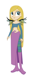 Size: 1415x3375 | Tagged: artist:invisibleink, artist:lhenao, barely eqg related, base used, belly button, cornelia hale, crossover, equestria girls, equestria girls-ified, safe, simple background, transparent background, w.i.t.c.h.