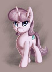 Size: 2944x4030 | Tagged: safe, artist:qbellas, oc, pony, unicorn, monochrome, solo
