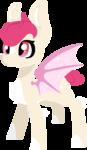 Size: 550x946 | Tagged: safe, artist:nootaz, oc, bat pony, pony, bat pony oc