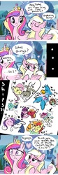 Size: 3000x9000 | Tagged: safe, artist:emberslament, big macintosh, bon bon, bright mac, discord, fluttershy, gallus, lyra heartstrings, pear butter, pinkie pie, princess cadance, princess skystar, sandbar, shining armor, silverstream, sugar belle, sweetie drops, yona, oc, oc:bay breeze, alicorn, classical hippogriff, earth pony, griffon, hippogriff, pegasus, pony, seapony (g4), unicorn, yak, my little pony: the movie, adorabon, best friends, brightabetes, brightbutter, clothes, comic, crown, cute, cutedance, dialogue, diastreamies, discoshy, discute, female, foal, gallabetes, gallstream, jewelry, just friends, lesbian, lyrabetes, lyrabon, macabetes, male, mare, offscreen character, pearabetes, pegasus oc, princess of love, regalia, rest in peace, sandabetes, scarf, shared clothing, shared scarf, shining adorable, shiningcadance, shipper on deck, shipping, skyabetes, skypie, stallion, straight, sugarbetes, sugarmac, teenager, text, wall of tags, yonabar, yonadorable