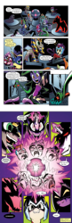 Size: 650x2000 | Tagged: comic, comic:friendship is dragons, dialogue, earth pony, edit, evil grin, evil laugh, eyes closed, female, fili-second, glowing horn, goggles, grin, high heel, horn, idw, implied applejack, implied fluttershy, implied pinkie pie, implied rainbow dash, implied rarity, implied twilight sparkle, laughing, lever, long face, mane-iac, mare, mask, masked matter-horn, mistress marevelous, onomatopoeia, pegasus, pharaoh phetlock, pony, power ponies, prehensile mane, radiance, saddle rager, safe, shadowmane, smiling, smudge (character), spoiler:comic, spoiler:comicannual2014, text edit, unicorn, zapp
