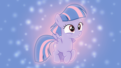 Size: 1600x900 | Tagged: artist:crystalmagic6, artist:sailortrekkie92, common ground, edit, female, filly, mare, pegasus, pony, safe, solo, spoiler:s09e06, wallpaper, wallpaper edit, wind sprint