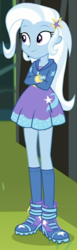 Size: 188x610 | Tagged: safe, screencap, trixie, equestria girls, equestria girls series, sock it to me, spoiler:eqg series (season 2), cropped