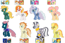 Size: 1280x853 | Tagged: safe, artist:kittypaintyt, artist:selenaede, big macintosh, dumbbell, fire streak, fluttershy, lightning dust, lightning streak, pharynx, pinkie pie, pokey pierce, princess luna, spitfire, sunset shimmer, zecora, oc, changepony, earth pony, hybrid, pegasus, pony, unicorn, zony, base used, female, fluttermac, guardcora, interspecies offspring, lesbian, lightningbell, lunarynx, male, mare, offspring, parent:big macintosh, parent:dumbbell, parent:fire streak, parent:fluttershy, parent:lightning dust, parent:lightning streak, parent:pharynx, parent:pinkie pie, parent:pokey pierce, parent:princess luna, parent:royal guard, parent:spitfire, parent:sunset shimmer, parents:fluttermac, parents:guardcora, parents:lightningbell, parents:lunarynx, parents:pokeypie, parents:sunsetstreak, pokeypie, royal guard, shipping, simple background, stallion, straight, sunsetstreak, transparent background, watermark