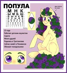 Size: 2627x2827 | Tagged: safe, artist:djkaskan, oc, oc:djkaskan, earth pony, curly hair, cyrillic, ear scratch, happy, original character do not steal, russian