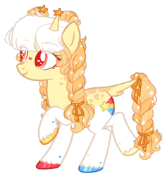 Size: 900x951 | Tagged: safe, artist:sugarplanets, oc, earth pony, pony, female, horns, mare, simple background, solo, transparent background