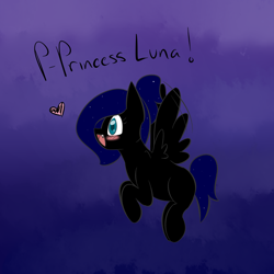 Size: 1000x1000 | Tagged: safe, artist:kaggy009, oc, oc:night feather, pegasus, pony, female, mare, solo