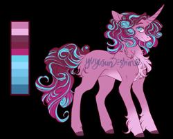 Size: 997x802 | Tagged: safe, artist:yuyusunshine, oc, pony, unicorn, female, mare, reference sheet, simple background, solo, transparent background