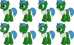 Size: 6608x4000 | Tagged: safe, artist:parclytaxel, oc, oc only, oc:nova reel, pony, unicorn, .svg available, :p, absurd resolution, angry, blushing, clothes, coat, embarrassed, eyes closed, facial expressions, female, hairband, laughing, lidded eyes, mare, sad, scared, simple background, smiling, solo, tail wrap, tongue out, transparent background, vector
