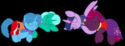 Size: 2219x823 | Tagged: safe, artist:rainbow eevee edits, artist:徐詩珮, fizzlepop berrytwist, glitter drops, spring rain, tempest shadow, twilight sparkle, alicorn, unicorn, series:sprglitemplight diary, series:sprglitemplight life jacket days, series:springshadowdrops diary, series:springshadowdrops life jacket days, alternate universe, bisexual, broken horn, clothes, cute, equestria girls outfit, female, glitterbetes, glitterlight, glittershadow, horn, lesbian, lifeguard, lifeguard spring rain, nap, paw patrol, polyamory, shipping, sleeping, sprglitemplight, springbetes, springdrops, springlight, springshadow, springshadowdrops, swimsuit, tempestbetes, tempestlight, twilight sparkle (alicorn)