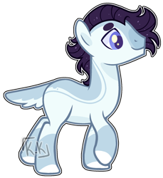 Size: 1464x1600 | Tagged: safe, artist:kurosawakuro, oc, earth pony, pony, male, offspring, parent:marble pie, parent:troubleshoes clyde, parents:marbleshoes, simple background, solo, stallion, transparent background