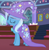 Size: 538x544 | Tagged: safe, screencap, trixie, a matter of principals, cropped, school of friendship, solo
