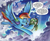 Size: 999x826   Tagged: safe, artist:andypriceart, idw, rainbow dash, tank, pegasus, pony, tortoise, spoiler:comic, spoiler:comic41, cloud, duo, female, flying, mare, sky, speech bubble, spread wings, sun, wings