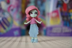 Size: 1600x1067 | Tagged: safe, minty, equestria girls, clothes, doll, equestria girls minis, fashion squad, photo, reveal the magic, shirt, shoes, skirt, toy