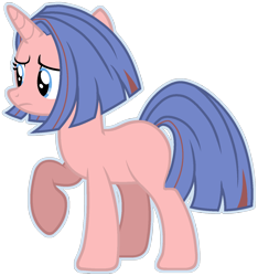 Size: 1280x1369   Tagged: safe, artist:dynamitesan, oc, pony, unicorn, female, mare, simple background, solo, transparent background