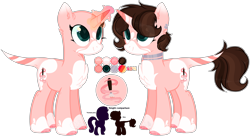 Size: 7205x3926 | Tagged: safe, artist:sh3llysh00, oc, oc:alex, pony, unicorn, absurd resolution, bald, chest fluff, female, mare, reference sheet, simple background, solo, transparent background