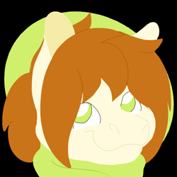 Size: 2000x2000   Tagged: safe, artist:euspuche, oc, oc only, oc:eustakia, bust, lineless, looking at you, portrait