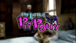 Size: 1277x720 | Tagged: safe, bbc, horrible histories, pony reference, youtube link