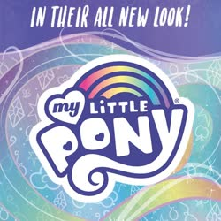 Size: 928x928 | Tagged: safe, my little pony: pony life, my little pony logo, no pony, official