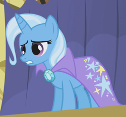 Size: 560x522 | Tagged: safe, edit, edited screencap, screencap, trixie, boast busters, cropped