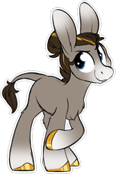 Size: 1278x1913 | Tagged: safe, artist:mulberrytarthorse, oc, donkey, pony, custom, irl, male, my little pony, photo, toy