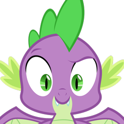Size: 776x776 | Tagged: safe, artist:the smiling pony, spike, dragon, derpibooru, .svg available, derpibooru badge, looking at you, male, meta, simple background, solo, svg, transparent background, vector