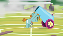 Size: 1920x1080 | Tagged: safe, screencap, snips, 2 4 6 greaaat, spoiler:s09e15, party cannon, solo