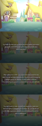Size: 800x2400 | Tagged: safe, artist:vavacung, series:an unexpected love life of little changeling, ponyvile